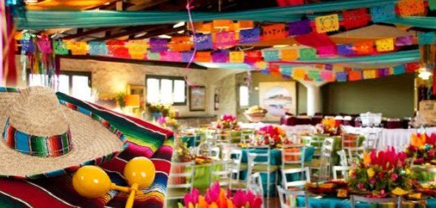 ¿Cómo hacer una fiesta mexicana?