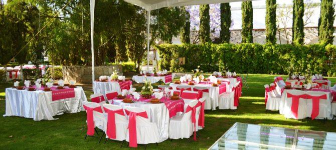 ¿Hotel, salón o jardín para una fiesta de XV años?