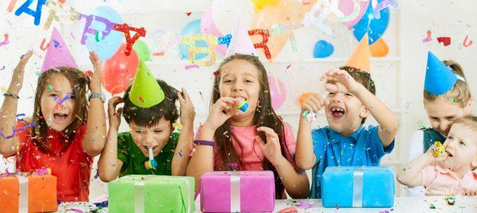 ¿Cómo organizar una fiesta infantil?